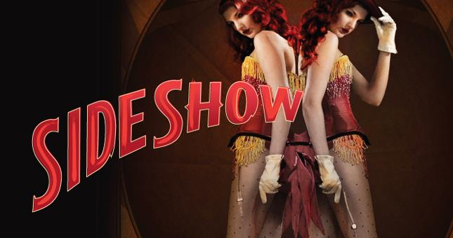 Side Show La Jolla Playhouse San Diego