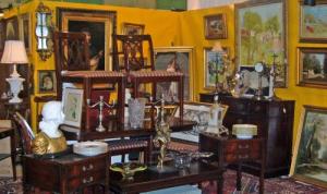 Del Mar Antique Show and Sale San Diego 2013