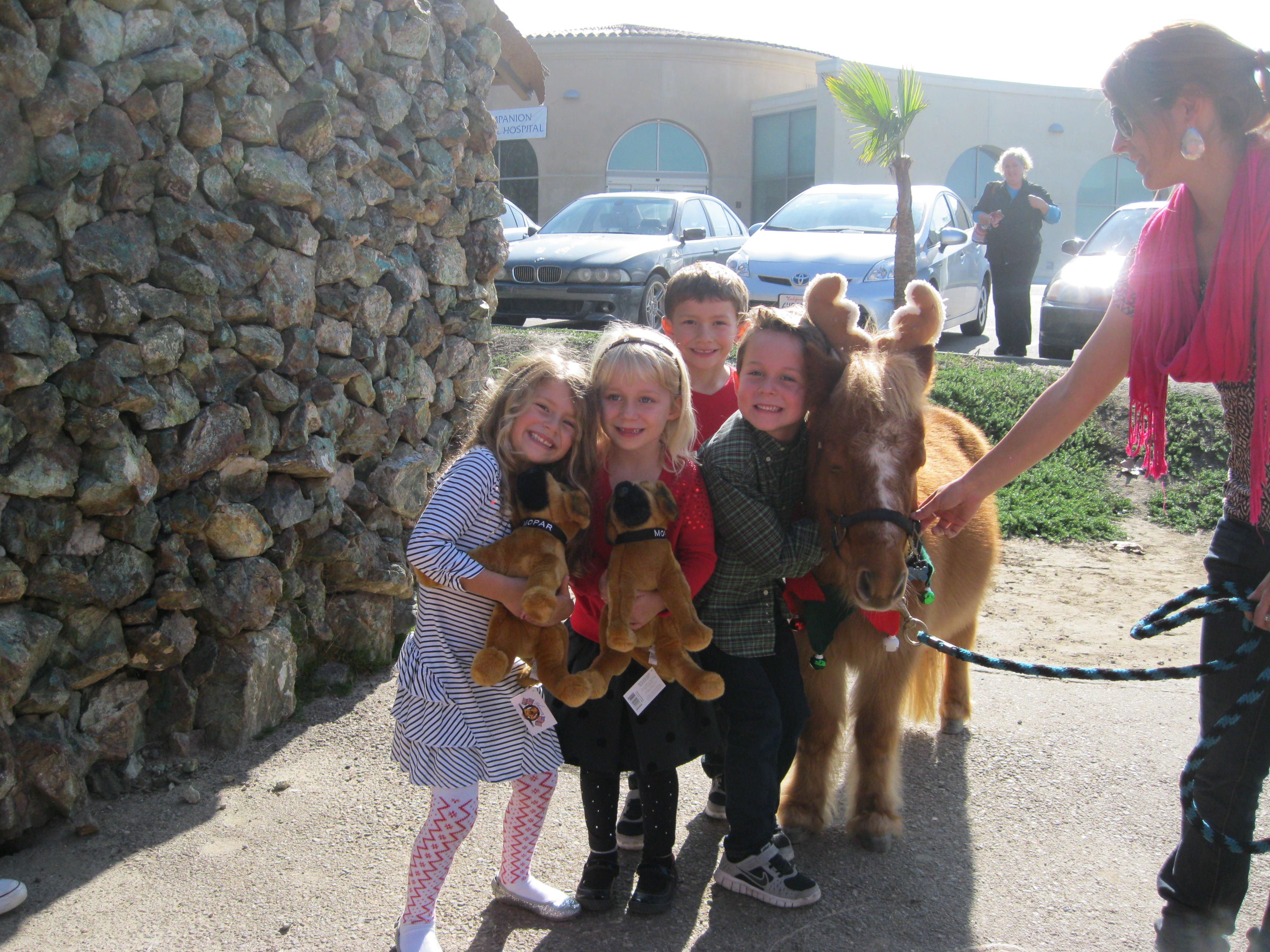 Frosty Farm at Helen Woodward Animal Center San Diego