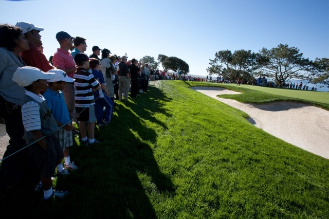 Farmers Insurance Open San Diego 2013 Torrey Pines Golf Course