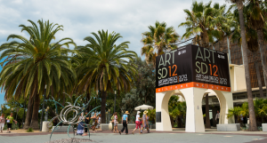 Art San Diego 2013 contemporary art fair balboa park