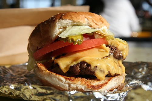 five guys burgers san diego