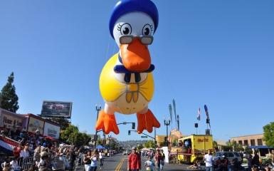 mother goose parade el cajon san diego east county