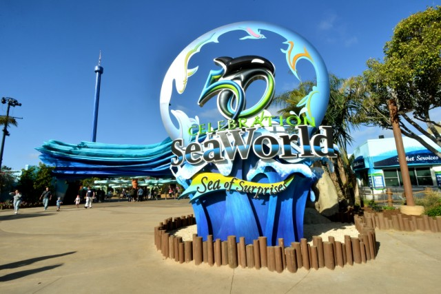 SeaWorld San Diego 50th anniversary
