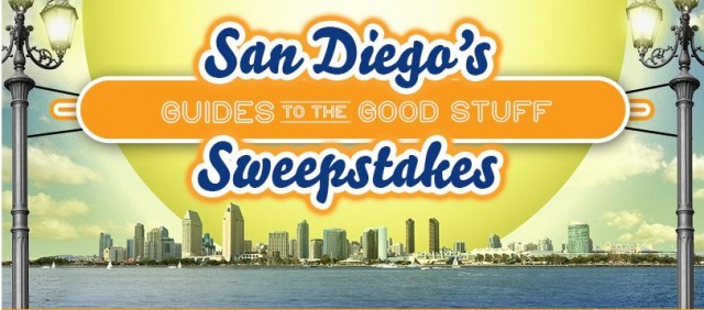 Guides to the Good Stuff Sweepstakes