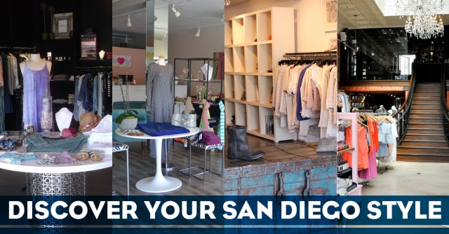 Discover Your San Diego Style