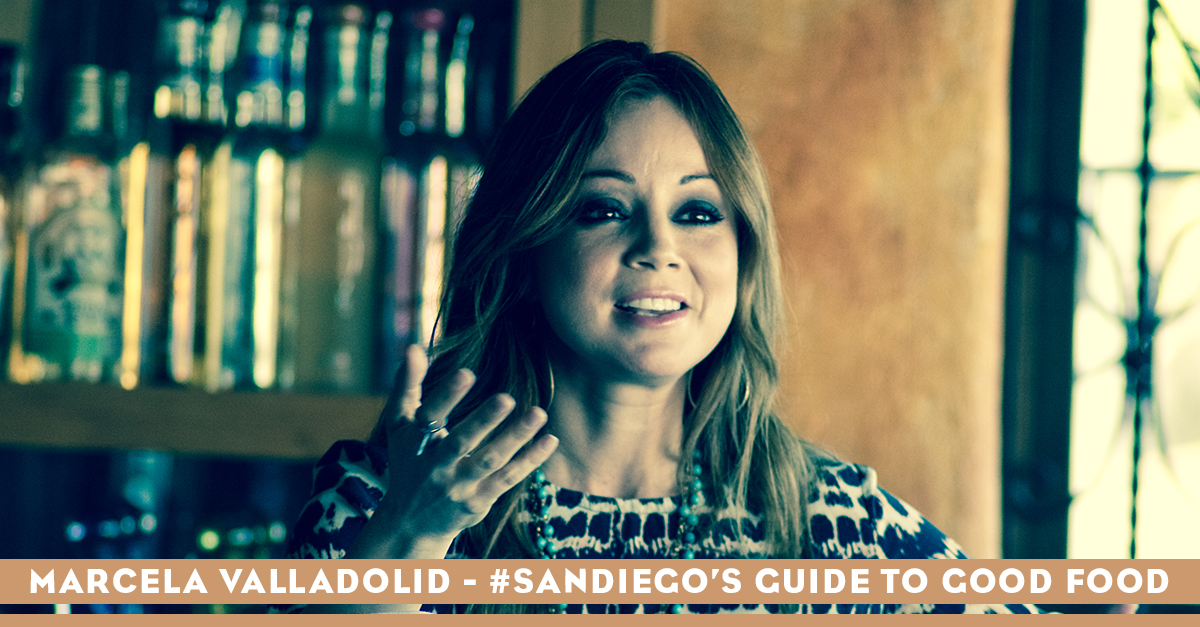 Marcela Valladolid - San Diego Guide to the Good Stuff for Food