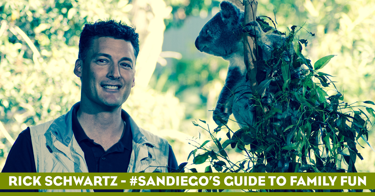 Rick Schwartz - San Diego's Guide to family Fun