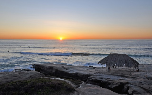 Windansea Beach in La Jolla