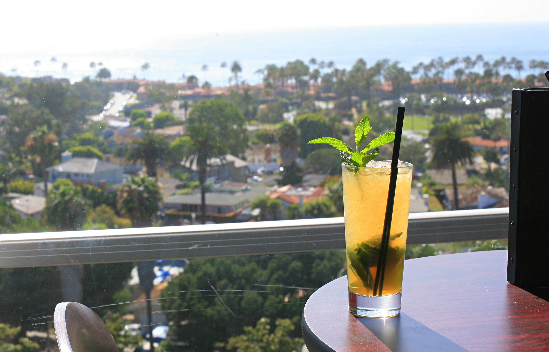 Cusp Hotel La Jolla drink