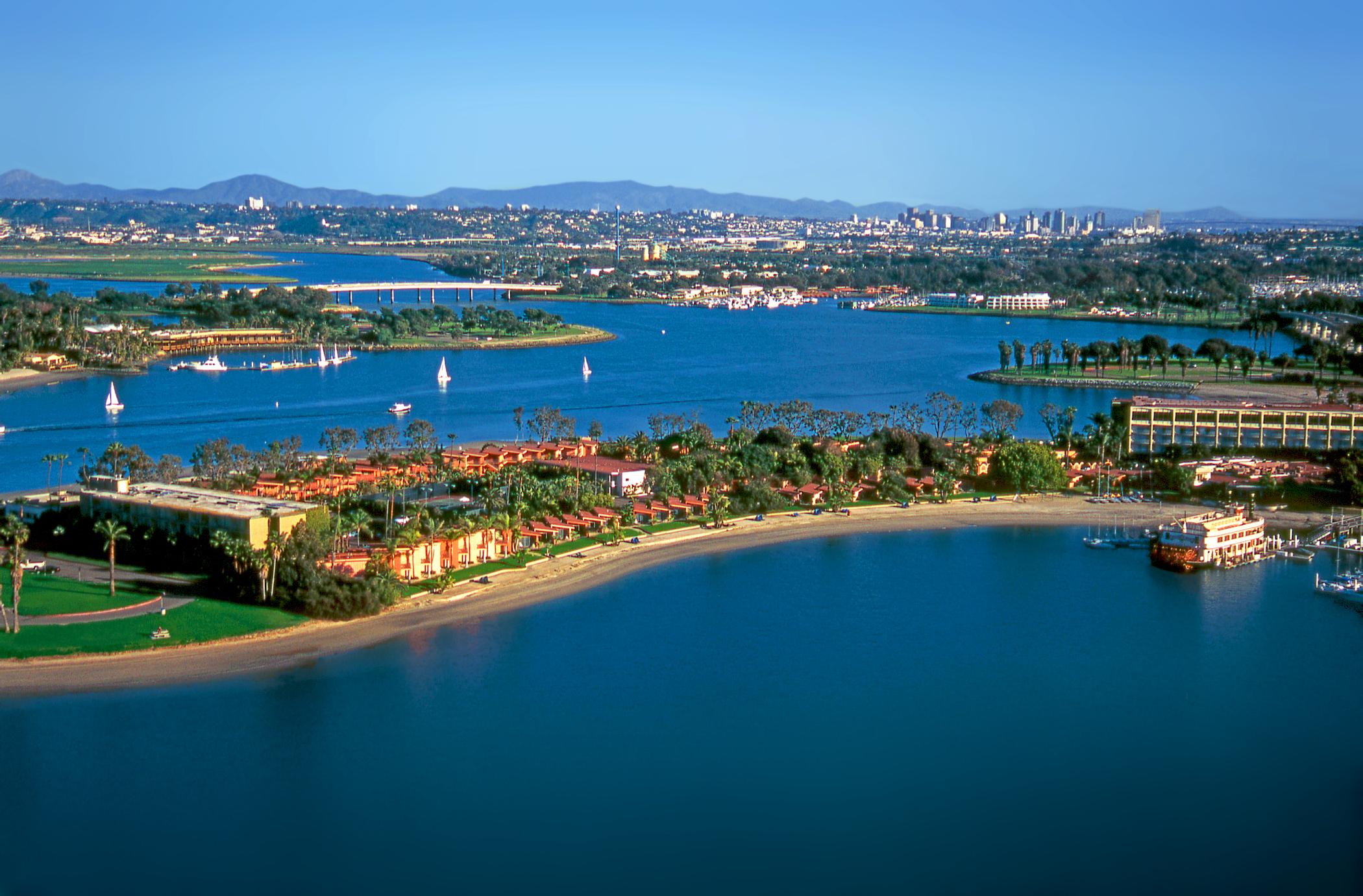 Bahia Resort Hotel San Diego Travel Blog