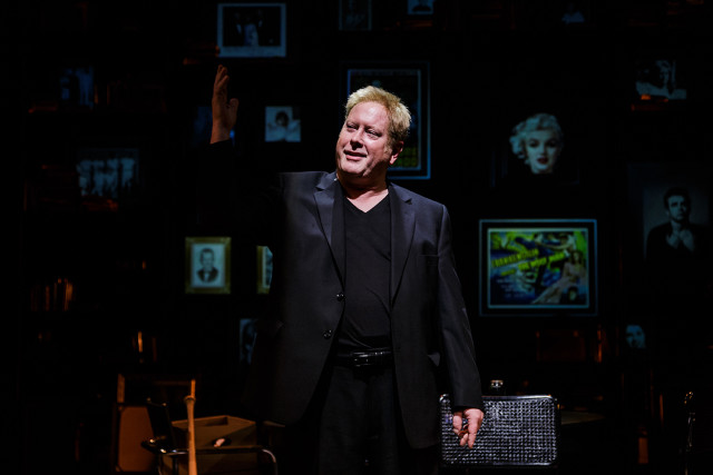 Darrell Hammond at La Jolla Playhouse in San Diego