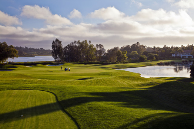 Aviara Golf Club Photography - Brian Oar - Fairways+Greens
