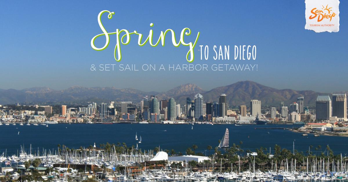 Spring to San Diego Sweepstakes
