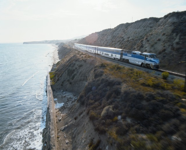 Pacific Surfliner - Amtrak California