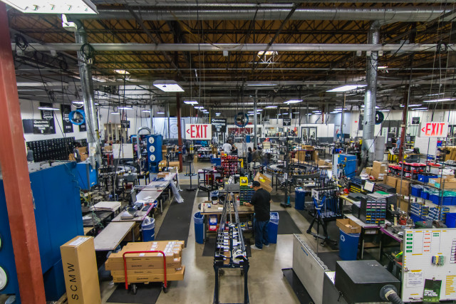 TaylorMade Factory Line