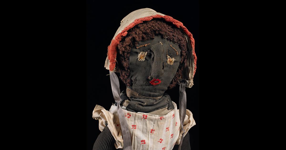 Black Dolls Exhibit - Mingei International Museum