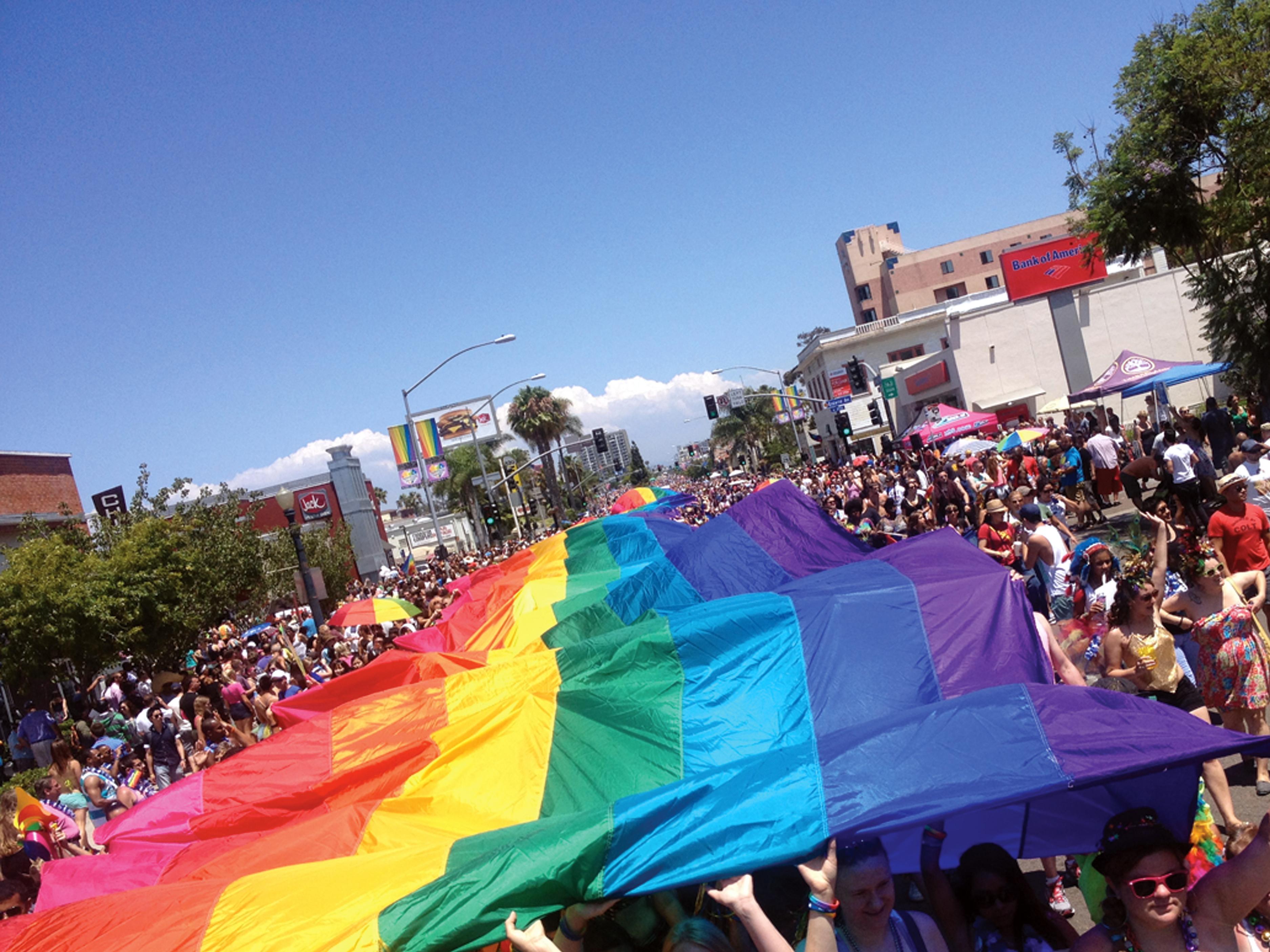 San Diego LGBT Pride Parade