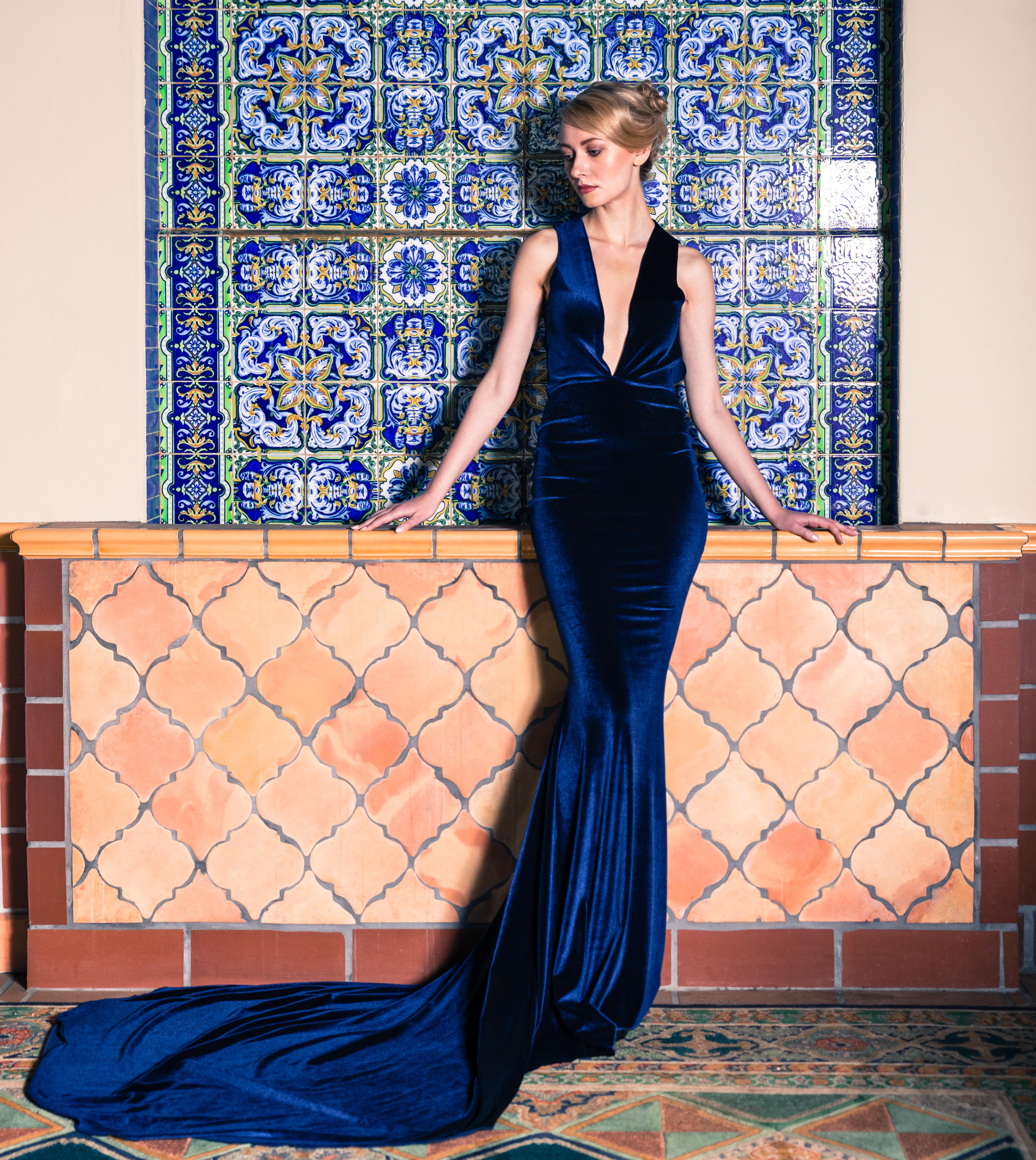 NApostol Couture at La Valencia Hotel-Photo Credit Fashion Week San ...