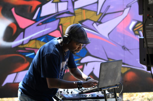 Poets and Painters Spoken Word and Graffiti Art Festival