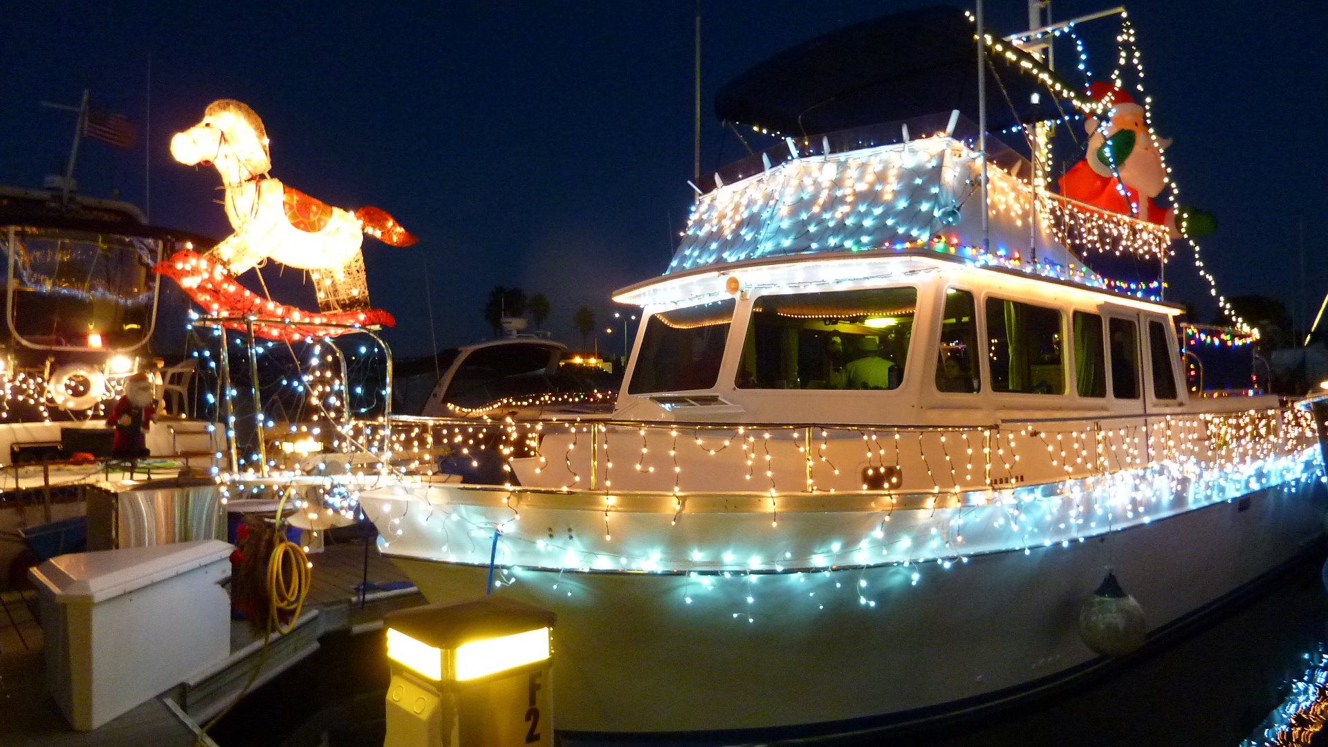 mission bay christmas boat parade of lights - Best Christmas Lights In San Diego