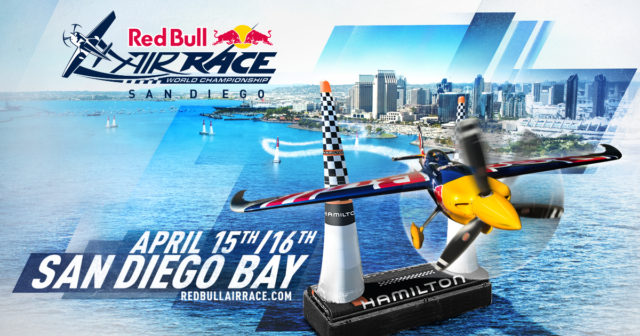 Red Bull Air Race Returns to San Diego