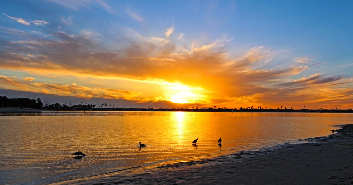 Top Things to Do in San Diego - Mission Bay Sunset