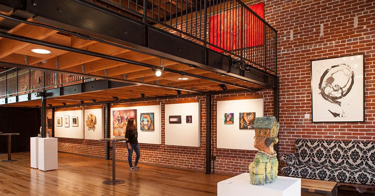 Sparks Gallery - San Diego's Art Scene