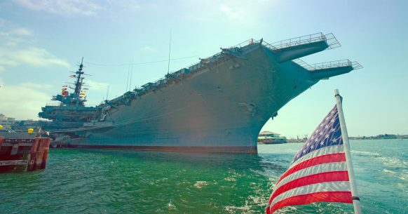 USS Midway - Memorial Day Weekend - Top Things to Do in San Diego