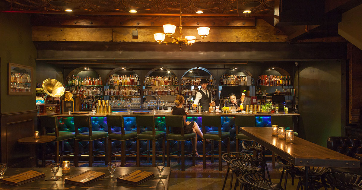 8 Secret Bars And Speakeasies To Discover In San Diego