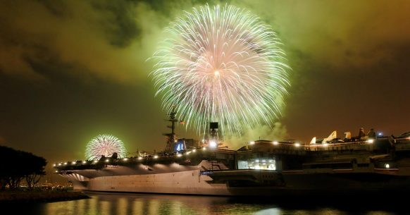 Big Bay Boom Over the USS Midway - Top Things to Do in San Diego