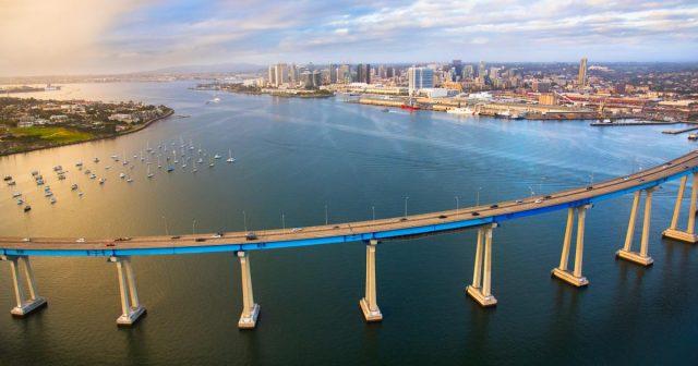 Coronado Bridge - Top Things to Do in San Diego