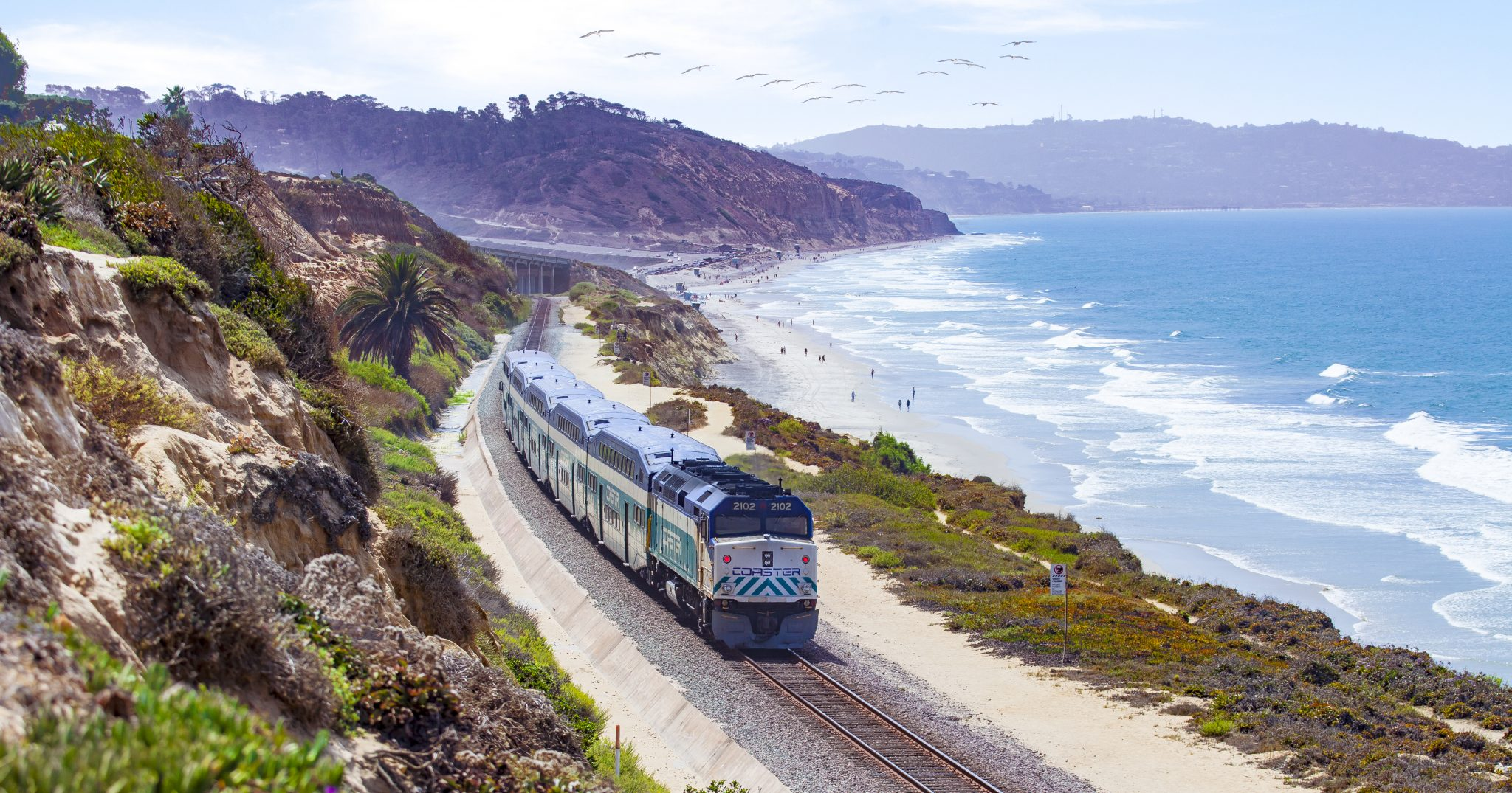 Coaster - No Car, No Problem: San Diego's Other Modes of Transit