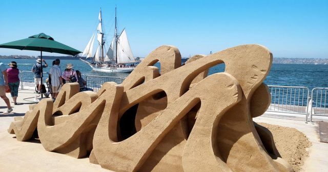 Labor Day - US Sand Sculpting Challenge & Dimensional Art Expo - Top Things to Do in San Diego