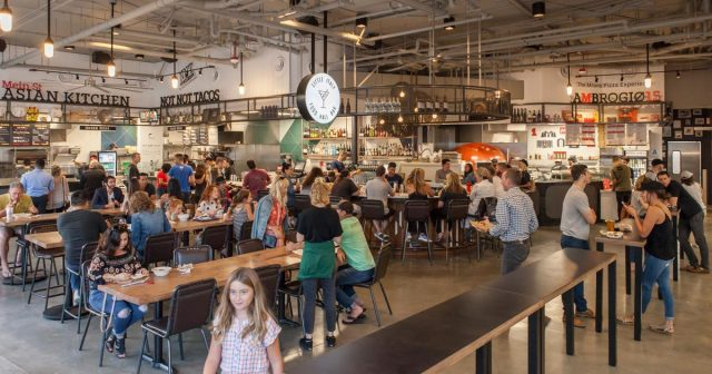 Little Italy Food Hall - San Diego's Best Food Halls