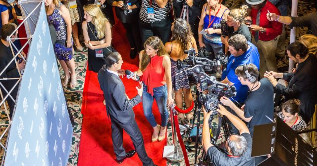 Red Carpet - San Diego Intl Film Festival