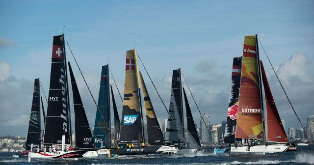 Extreme Sailing Series - San Diego Top Things to Do
