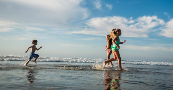 Kids on the Beach - Top Things to Do in San Diego