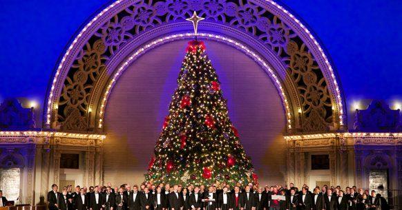 December Nights in Balboa Park