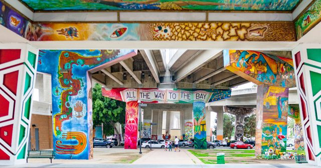 Chicano Park - Barrio Logan