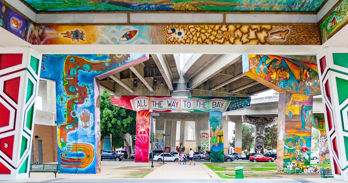 Chicano Park - Barrio Logan