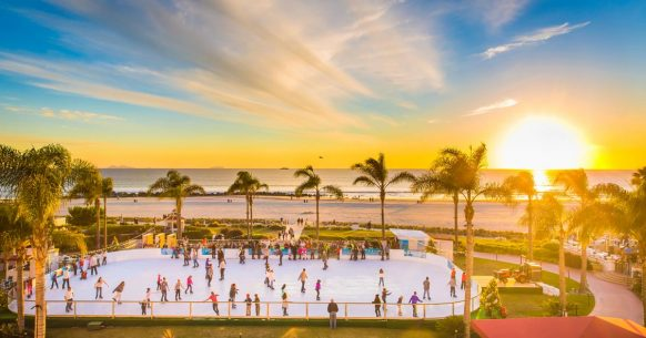 Skating by the Sea - Top Things to do in San Diego