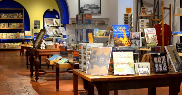San Diego History Center Gift Shop - Balboa Park