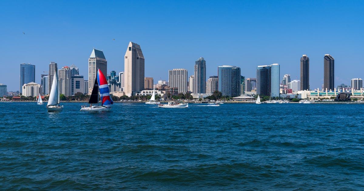 San Diego Skyline - Top Things to Do