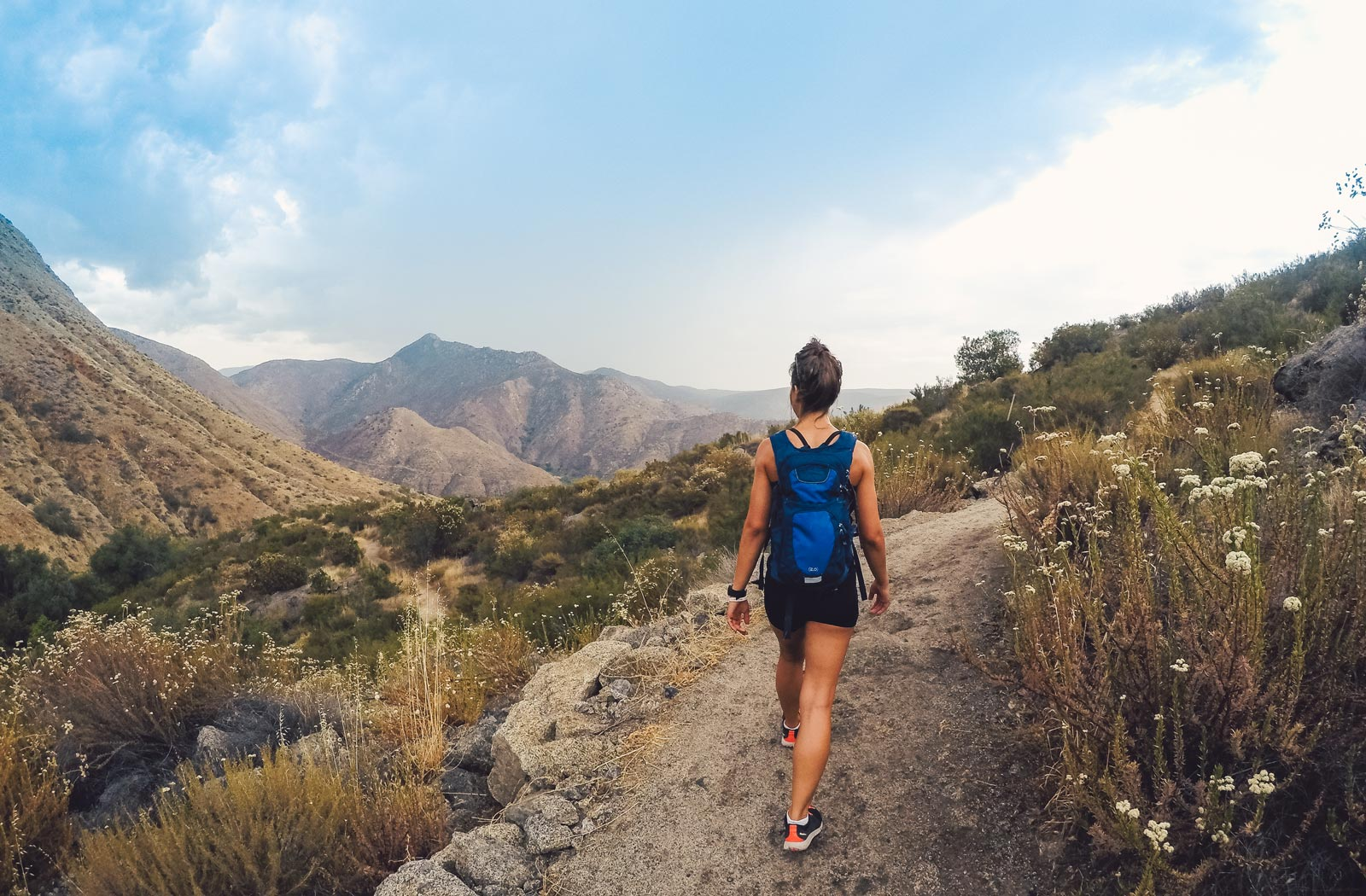 Woman Hiking Cedar Creek - Top Things to Do in Diego