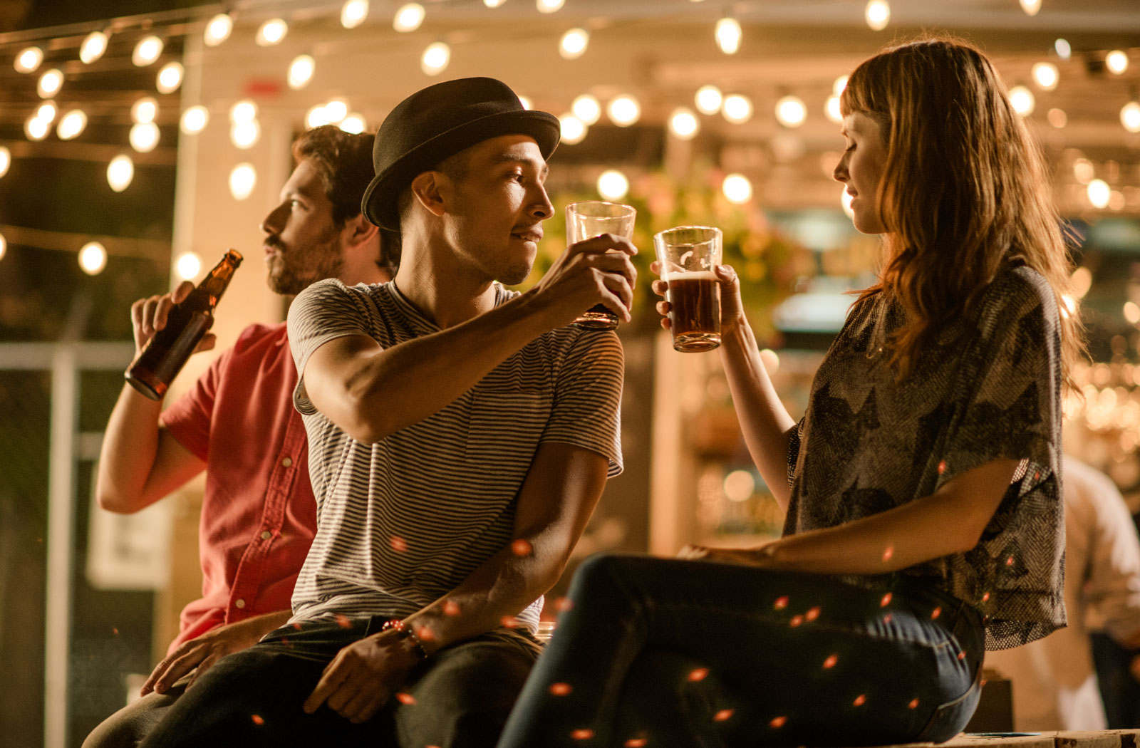 Couple Cheersing with Beer - Top Things to Do in San Diego