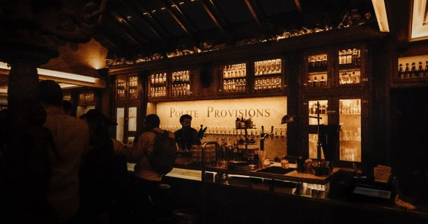 Polite Provisions in North Park, one of San Diego's Best Barhopping Neighborhoods.