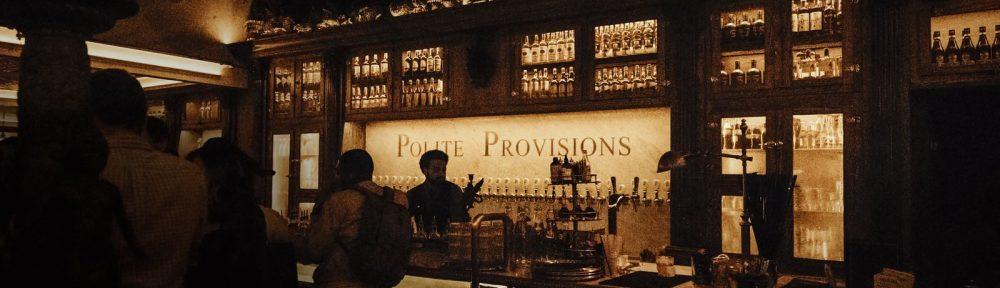 Polite Provisions - Best Barhopping Neighborhoods in San Diego