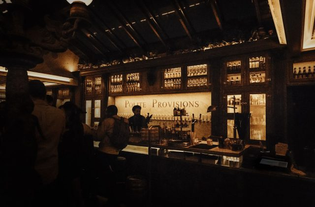Polite Provisions - Best Barhopping Neighborhoods in San Diego