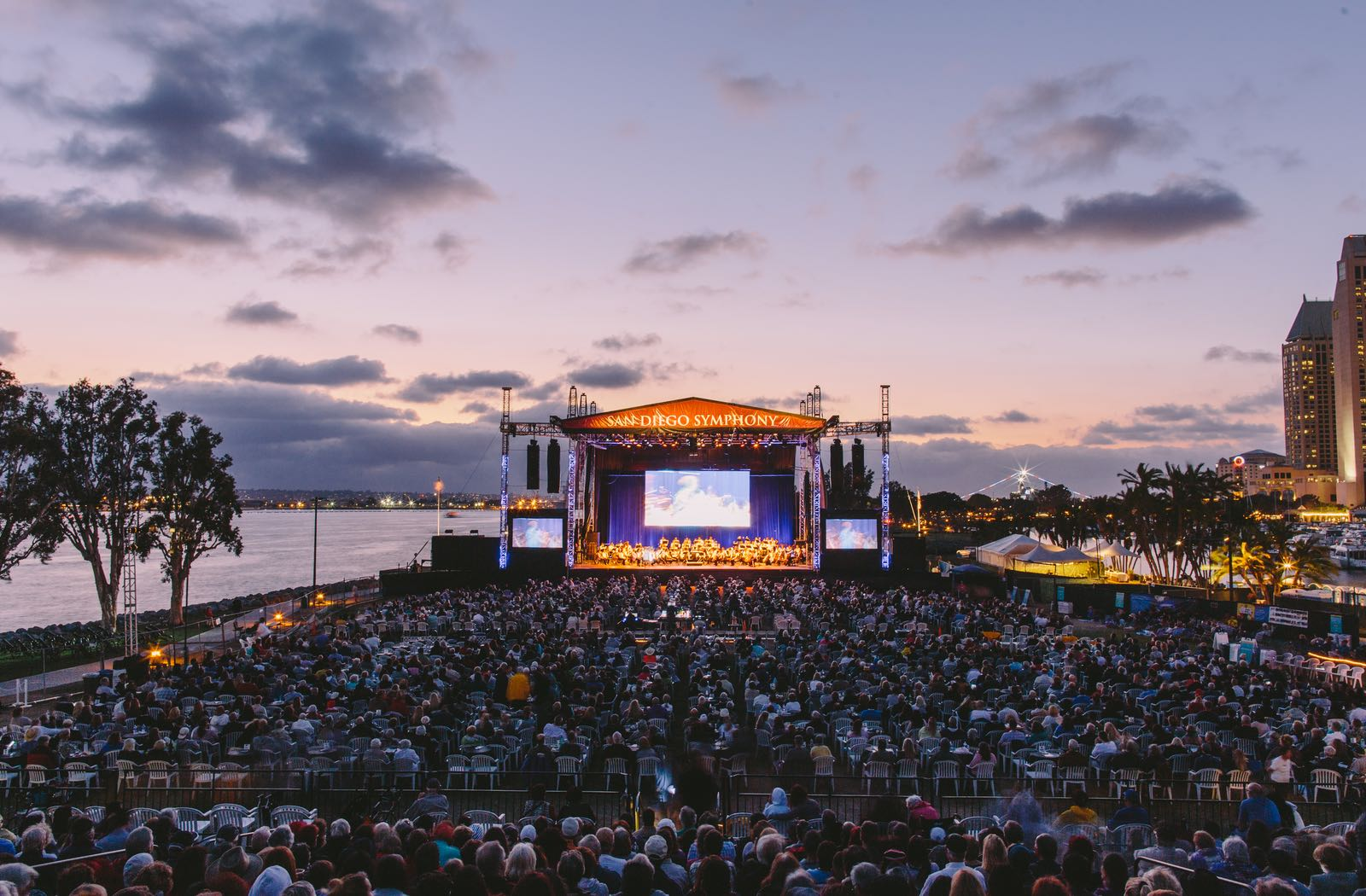 San Diego Symphony Bayside Summer Nights - Top Things to Do